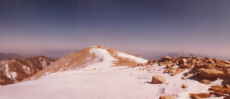 Summit pano Spring 1985