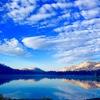 Tenaya Lake early morning reflections!