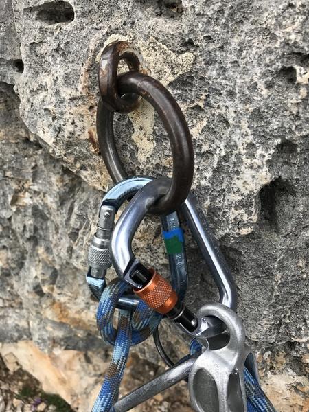 Classic Dolomite anchor