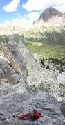 Rock Climbing Photo: Torre Secunda's North face