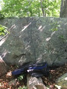 The Balance boulder