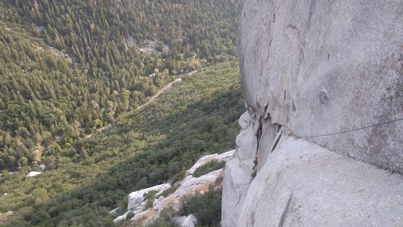 Ally following pitch 2