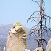 Toadstool Pinnacle, Green Valley Lake Pinnacles