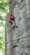 Using the tall man beta at the crux