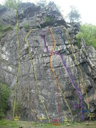 Rock Climbing Photo: Not my image. Uploaded by Tyrel Fuller on May 9, 2...
