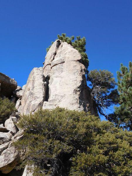 Adventure Pass Pinnacle, Crafts Peak
