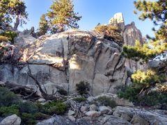 Rock Climbing Photo: Rock Hound, Crafts Peak