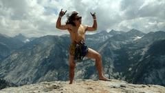Rock Climbing Photo: Summit photo showing the rack we used.  c3s, .3-#3...