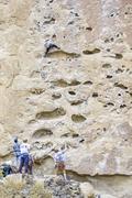 Rock Climbing Photo: 5 Gallon Buckets, on the left