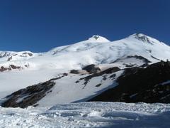 Rock Climbing Photo: Mount Elbrus