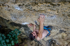 Rock Climbing Photo: Roof Moves