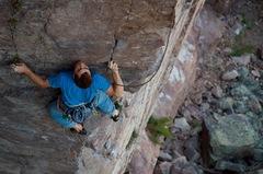 Rock Climbing Photo: Eric TR