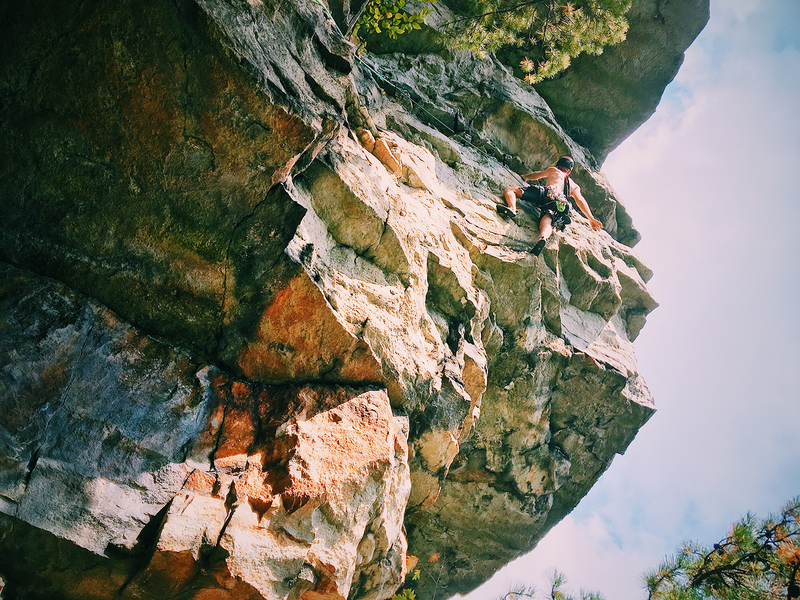 Andrew Kontola leading the final pitch of Thin Slabs Direct.