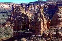 Rock Climbing Photo: Ender's Game.