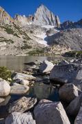 Rock Climbing Photo: super pretty peak