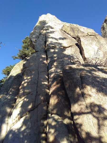 Massive Rock, Crafts Peak