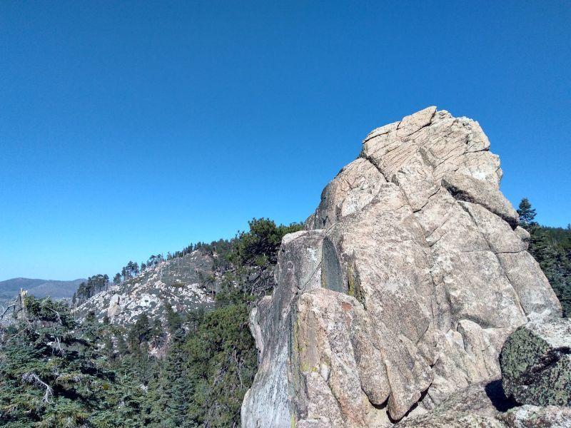 Rock Craft, Crafts Peak