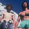 1980's bad boys...Steve Carruthers & Merril Bitter,