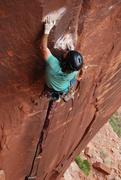 Rock Climbing Photo: Mantel Route