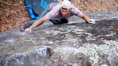 Rock Climbing Photo: Bohemian Blood, V3