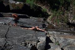 Rock Climbing Photo: Ryan on p5. Photo Jack Taylor