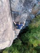 Rock Climbing Photo: Frosted Mug  photo by AJ