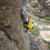 I sometimes wear a banana suit when I climb