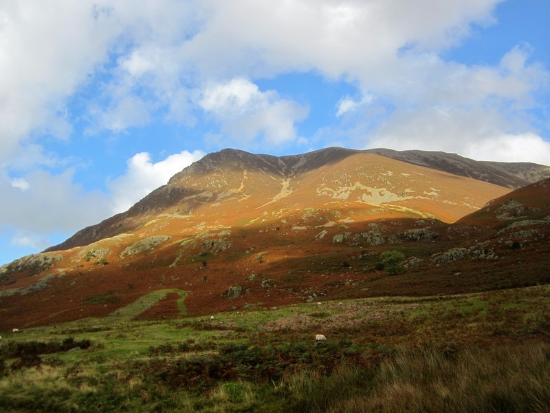 Hills of Buttermere Valley