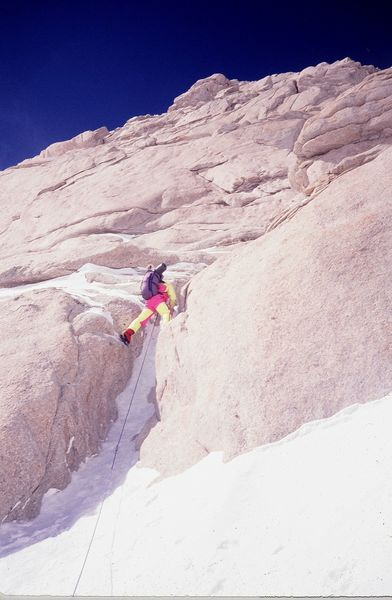 McKinley,mixed climbing