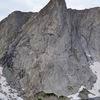 The East Face of Ambush Peak.
