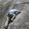 Looking Glass crack climb (duh)
