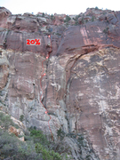 Rock Climbing Photo: Photo courtesy Darren in Vegas.
