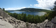 Panorama from East Bluff
