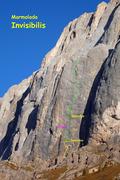 Rock Climbing Photo: Invisibilis