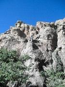 Rock Climbing Photo: One Small Step