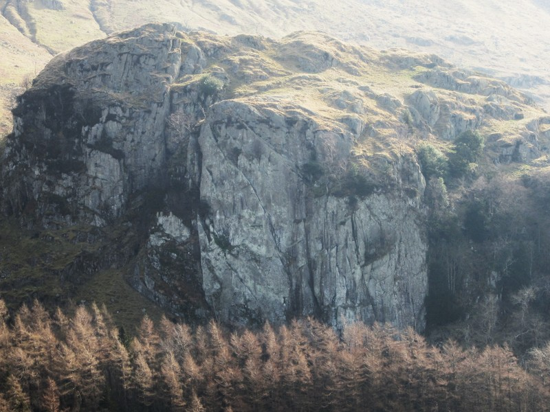 Castle Rock .. North Crag