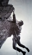 Rock Climbing Photo: P.Ross Shepherds Crag Borrowdale