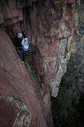 Rock Climbing Photo: Paydirt.