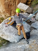 Rock Climbing Photo: Bring out the 70m. And tie knots!