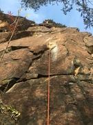 Rock Climbing Photo: Amalgamator FA