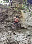 Embarking on the Red River Gorge style crimps