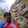 Fun day climbing with BSA.