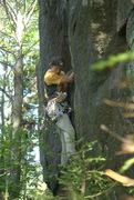 Rock Climbing Photo: Atwell's Revenge (5.8)