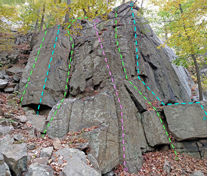 Scheyichbi from SW