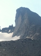 Zoom of East face of 12,326'