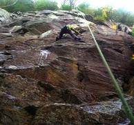 Climbing wet dream when it's wet. It just makes sense.