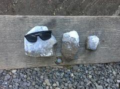 I found broken holds stacked under crankenstein last week (October 5th)