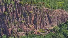 Rock Climbing Photo: Google Map 3D Image