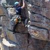 Climbing at LD