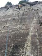 Left Climb.